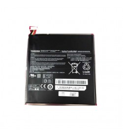 Toshiba 2 WT10-A-109, 2 WT8-B-006 3.75V 5820mAh original batteries