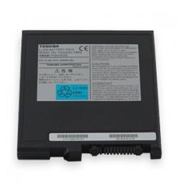 Toshiba PA3129U-3BRS, PABAS085 10.8V 3600mAh original batteries
