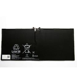 Sony LIS2206ERPC, 1ICP3/102/111-2 3.8V 6000mAh original batteries