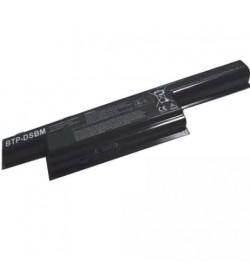 Medion 604UY0T021, BTP-DTBM 11.1V 5000mAh original batteries
