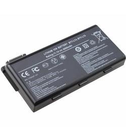 Msi BTY-L74, BTY-L75 11.1V 6600mAh original batteries