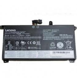 Lenovo 00UR890, SB10L84122 15.28V 2095mAh original batteries