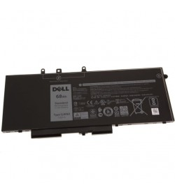 Dell 03VC9Y, FPT1C 7.6V 8500mAh original batteries